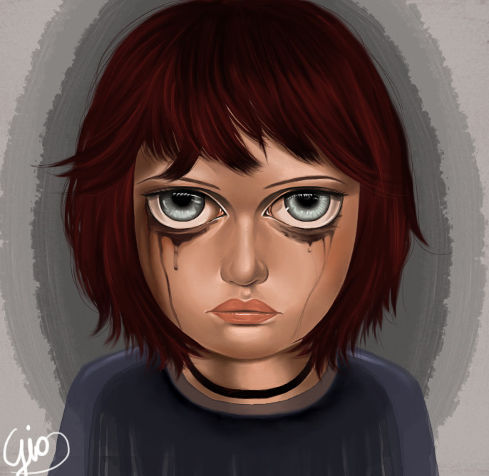 Big Eyes by jkio