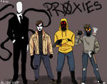Slenderman and the Proxies