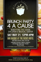Brunch Party 4 Cause by Niti2grafix