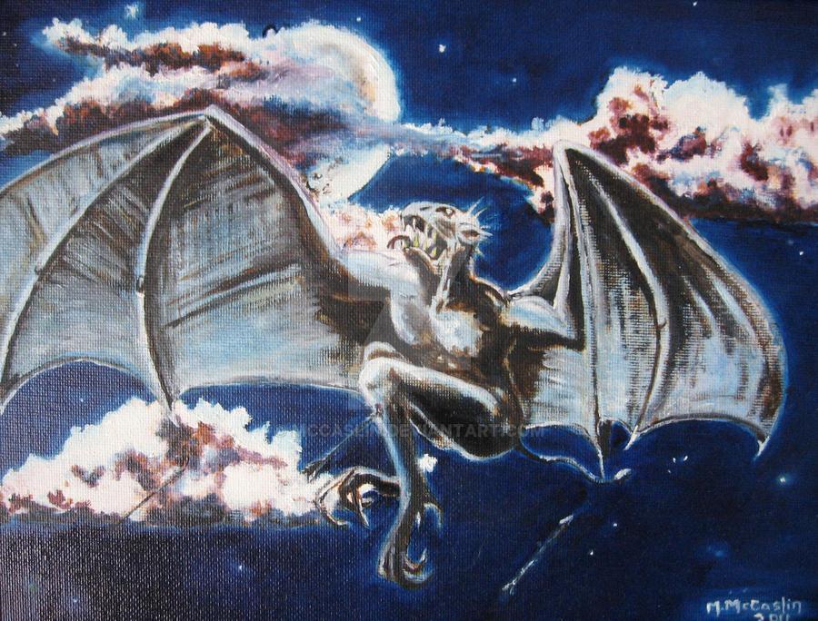 Demon Sky by McCaslin