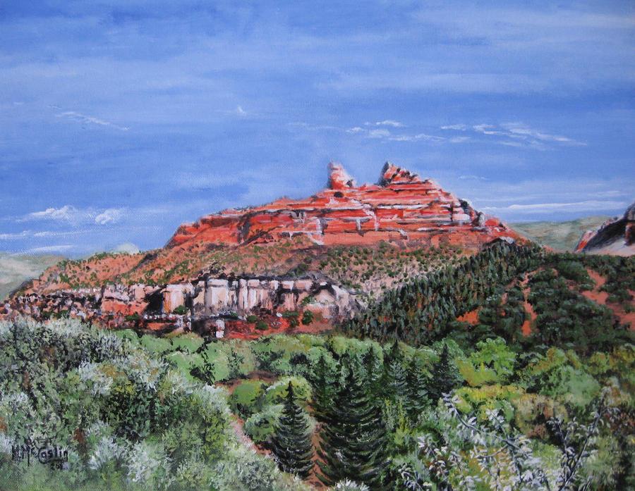 Sadona Mesa by McCaslin