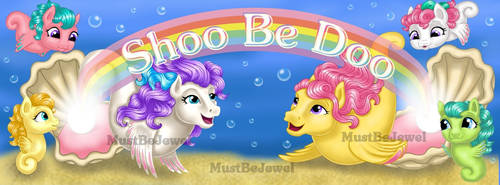 Shoo Be Doo winning FB group contest banner by MustBeJewel