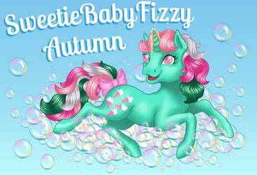 Commission: Baby Fizzy for SweetieBabyFizzy