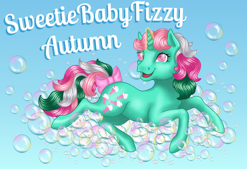 Commission: Baby Fizzy for SweetieBabyFizzy by MustBeJewel