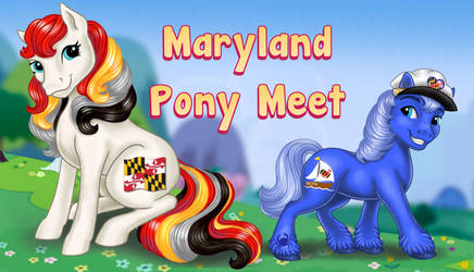 MD Pony Meet Banner 2019