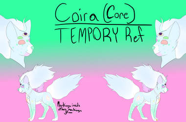 Coira temp ref by RcknRainbow