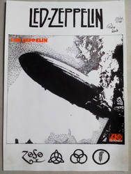 Led Zeppelin I by PedroAlvesV