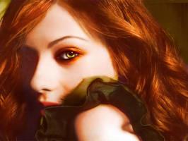 Michelle Trachtenberg Redhead? by Lemonachi