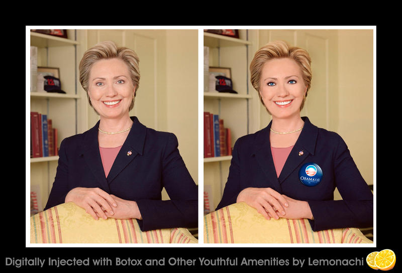 Hillary Clinton: Young Again by Lemonachi