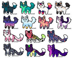 Open Point Canine and Feline Adopt!