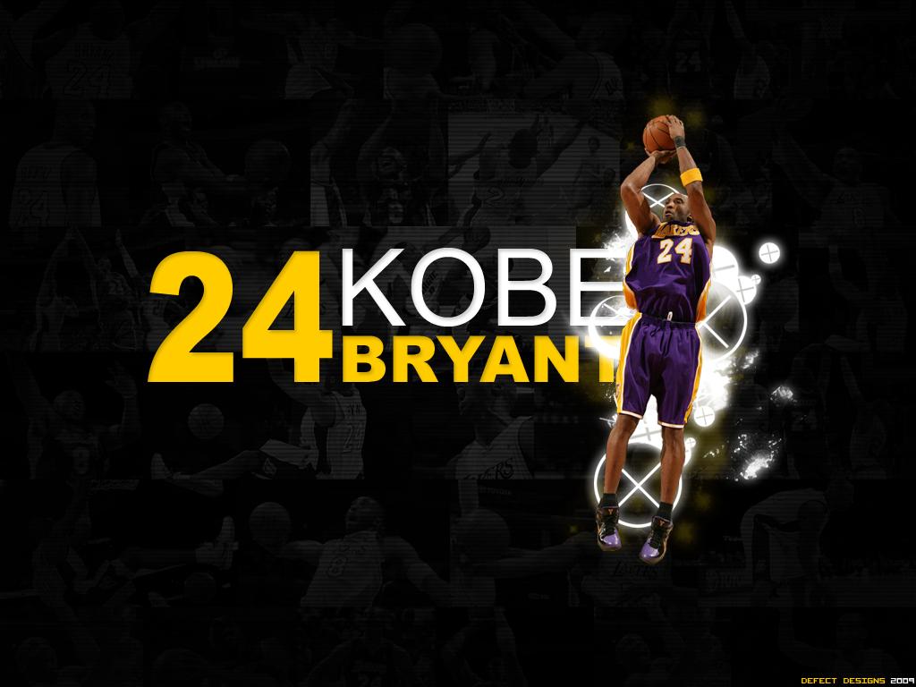 Kobe Bryant 1024x768 By Defect-DESIGNS On DeviantArt