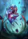 Hungry Arctic Piranha