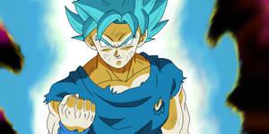 Goku SSJ Blue (Torneo)