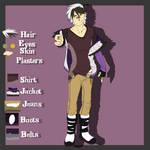 Hero Teacher Isaac by LonewolfTerror