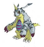 Gabumon - Digimon