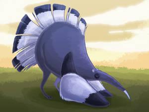 Ant-Eater Blue