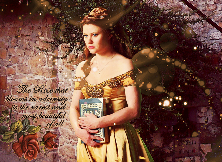 Once Upon a Time - Belle | Spell-ing | Pinterest