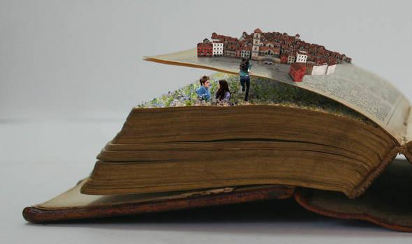 A Book Come to Life - Pt1