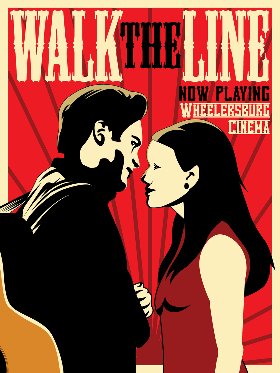 Walk the Line by the-umbra on DeviantArt