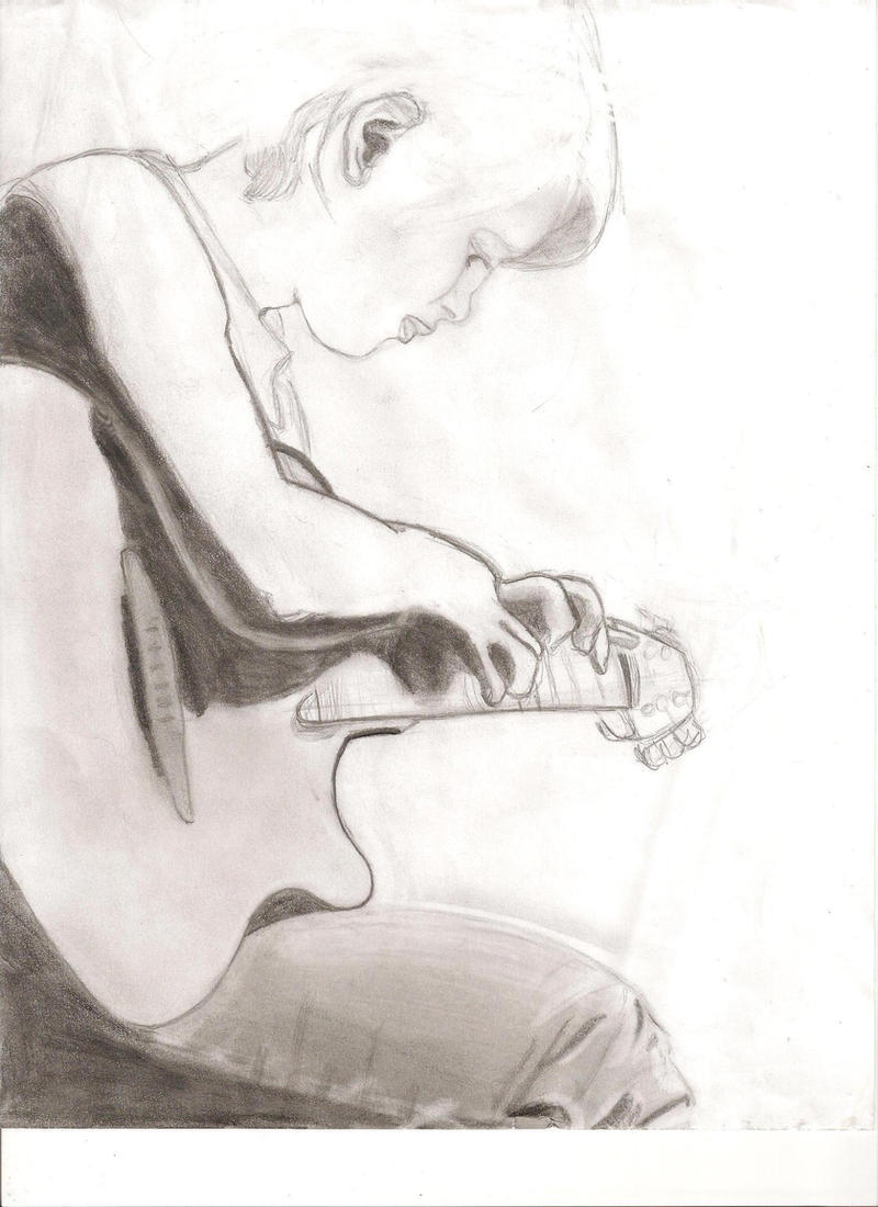 Kaki King Fan Art Kaki_King_drawing_unfinished_by_mythbuster9