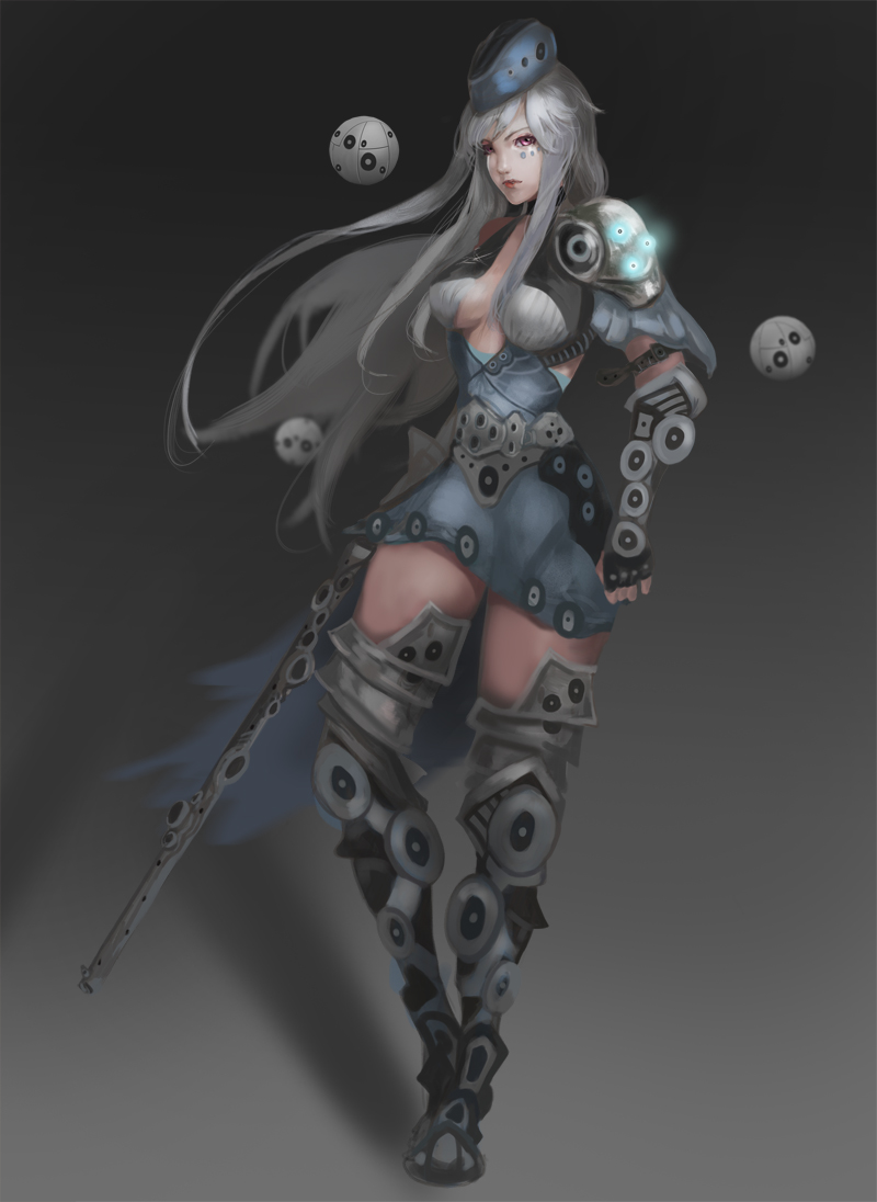 Gunner by Daidus