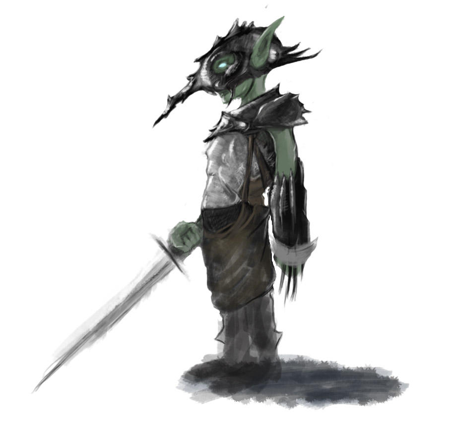 Races and stuff Goblin