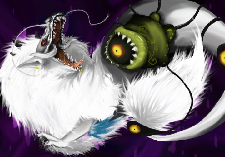 Ephah vs Bellum by Arcane-Panda