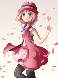 Serena Pokemon XYZ