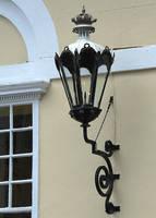 street lamp by clandestine-stock