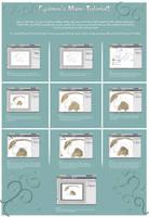 Digital Mane Tutorial by Equinus