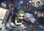 Room Young Link by J-Stein