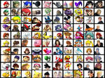 My Ideal SSB Roster