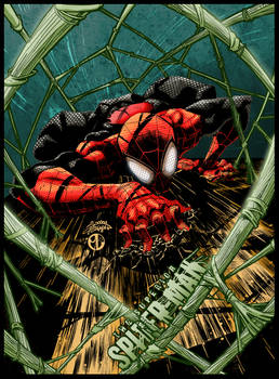 Superior Spider-man by Ryan Stegman - Colors