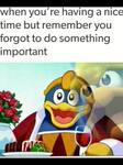 King Dedede Meme
