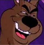 Menacingly Evil Scooby Doo