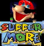 Mario Suffer More Face Meme