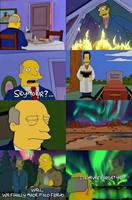 Steamed Hams but it a emotional comic by DelightfulDiamond7