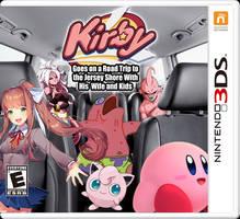 Kirby Goes On A Road Trip by DelightfulDiamond7