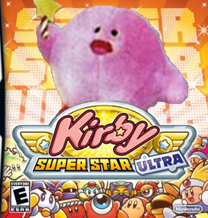 Kirb Super Star Ultra By DelightfulDiamond7