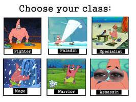 Choose Your Fighter by DelightfulDiamond7