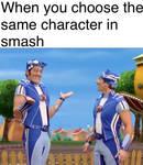 Smash Bros Ultimate Meme
