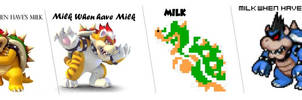 Cereal When Haves Milk Ultimate Edition