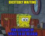 Waiting For Citizens Of Space by DelightfulDiamond7
