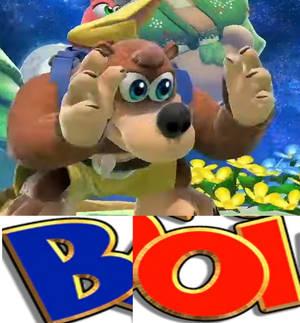 Banjo's Boi