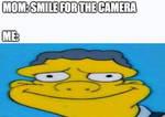 Smile For The Camera Meme