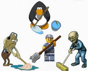 Mopping Squad