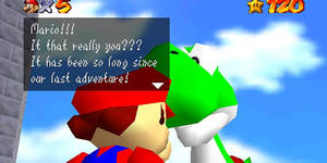 Mario It That Really You
