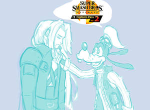Sephiroth Joins Super Smash Bros Ultimate