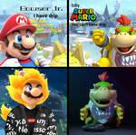 Mario Got The Drips