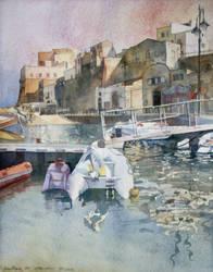 Castellammare del Golfo by yelou